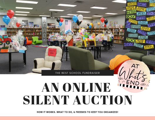 Hosting A ONLINE Silent Auction for Your School or Nonprofit